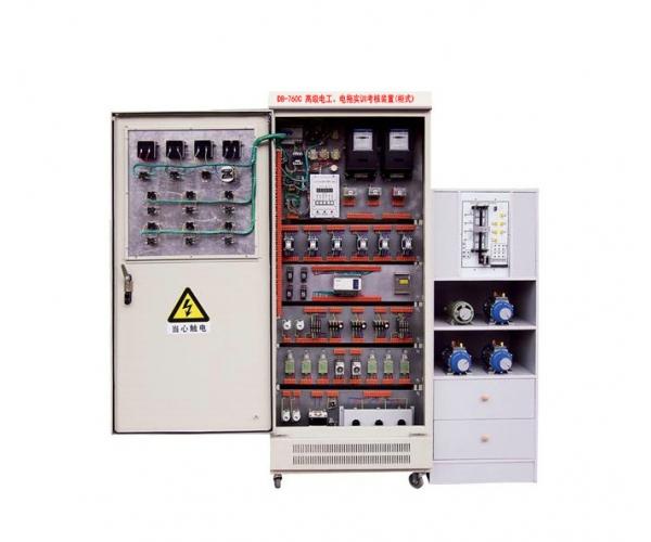 高级电工、电拖实训考核装置(柜式)