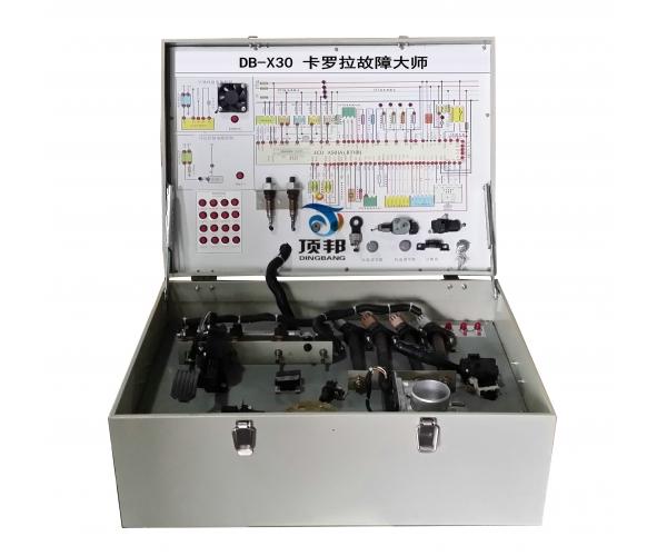 汽车发动机电控故障仿真实验箱