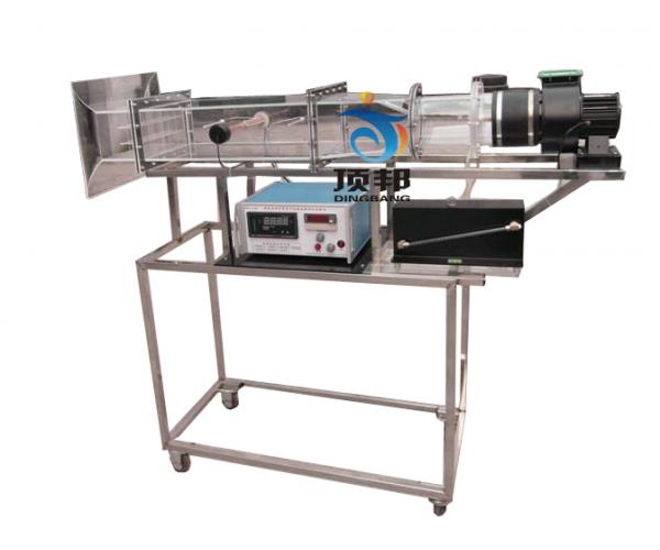 强迫对流单管管外放热系数测试装置
